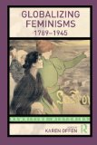 Book Cover Globalizing Feminisms, 1789- 1945 (Rewriting Histories)