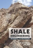 Book Cover Shale Engineering: Mechanics and Mechanisms