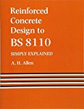 Book Cover Reinforced Concrete Design to BS 8110   Simply Explained