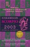 Book Cover Super Horoscopes 2003: Scorpio