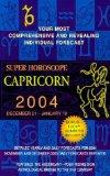 Book Cover Super Horoscopes 2004: Capricorn