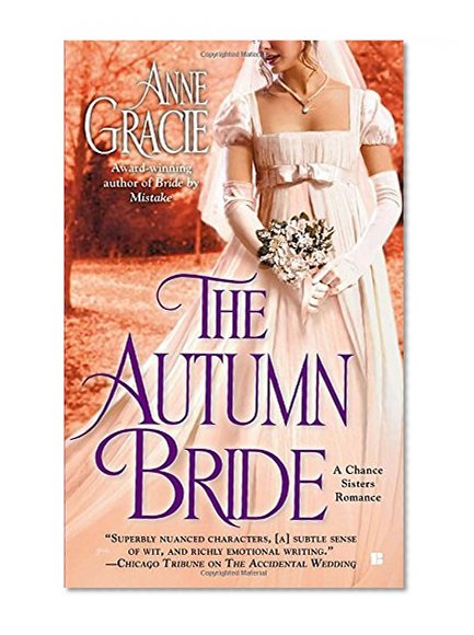 Book Cover The Autumn Bride (A Chance Sisters Romance)