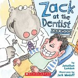 Book Cover Zack At The Dentist