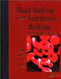 Book Cover Blood Banking and Transfusion Medicine, 1e