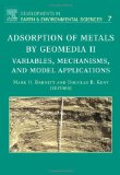 Book Cover Adsorption of Metals by Geomedia II, Volume 7: Variables, Mechanisms, and Model Applications (Developments in Earth and Environmental Sciences)