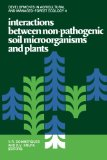 Book Cover Interactions Between Non-Pathogenic Soil Microorganisms And Plants