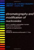 Book Cover Chromatography and Modification of Nucleosides, Part C: Modification Nucleosides in Cancer and Normal Metabolism : Methods and Applications (Journal of Chromatography Library)