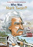 Book Cover Who Was Mark Twain?: Who Was?