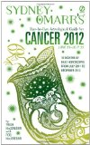 Book Cover Sydney Omarr's Day-by-Day Astrological Guide for the Year 2012: Cancer (Sydney Omarr's Day By Day Astrological Guide for Cancer)
