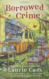 Book Cover Borrowed Crime: A Bookmobile Cat Mystery