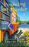 Book Cover Pouncing on Murder: A Bookmobile Cat Mystery