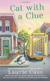 Book Cover Cat With a Clue (A Bookmobile Cat Mystery)