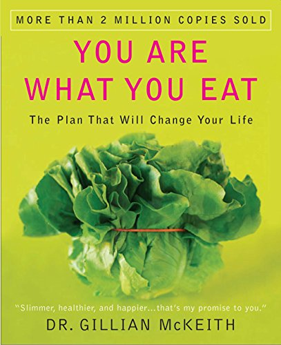 Book Cover You Are What You Eat: The Plan That Will Change Your Life