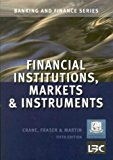 Book Cover Financial Institutions, Markets and Instruments (Aibf Banking and Finance)