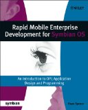 Book Cover Rapid Mobile Enterprise Development for Symbian OS: An Introduction to OPL Application Design and Programming (Symbian Press)