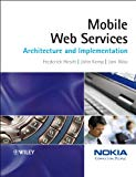 Book Cover Mobile Web Services: Architecture and Implementation