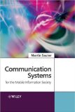 Book Cover Communication Systems for the Mobile Information Society