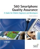 Book Cover Series 60 Smartphone Quality Assurance: A Guide for Mobile Engineers and Developers