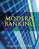 Book Cover Modern Banking