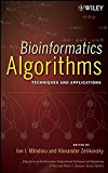 Book Cover Bioinformatics Algorithms: Techniques and Applications (Wiley Series in Bioinformatics)