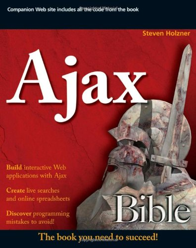 Book Cover Ajax Bible