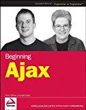 Book Cover Beginning Ajax