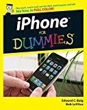 Book Cover iPhone For Dummies (For Dummies (Computers))