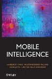 Book Cover Mobile Intelligence (Wiley Series on Parallel and Distributed Computing)