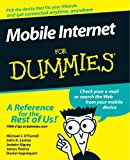 Book Cover Mobile Internet For Dummies