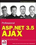 Book Cover Professional ASP.NET 3.5 AJAX