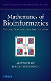 Book Cover Mathematics of Bioinformatics: Theory, Methods and Applications