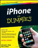 Book Cover iPhone For Dummies (For Dummies (Lifestyles Paperback))