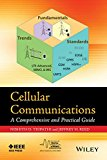 Book Cover Cellular Communications: A Comprehensive and Practical Guide (IEEE Series on Digital & Mobile Communication)
