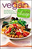 Book Cover Vegan on the Cheap