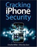 Book Cover Cracking iPhone 3.0 Security