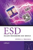 Book Cover ESD: Failure Mechanisms and Models