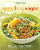 Book Cover Vegetarian Times Everything Vegan