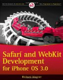 Book Cover Safari and WebKit Development for iPhone OS 3.0