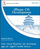 Book Cover iPhone OS Development: Your visual blueprint for developing apps for Apple's mobile devices