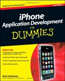 Book Cover iPhone Application Development For Dummies