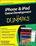 Book Cover iPhone and iPad Game Development For Dummies