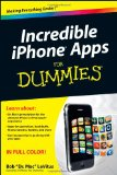 Book Cover Incredible iPhone Apps For Dummies