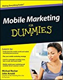 Book Cover Mobile Marketing For Dummies