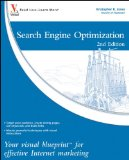 Book Cover Search Engine Optimization: Your visual blueprint for effective Internet marketing