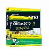Book Cover Office 2010 For Dummies, Book + DVD Bundle