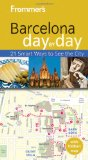 Book Cover Frommer's Barcelona Day by Day (Frommer's Day by Day - Pocket)