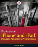 Book Cover Professional iPhone and iPad Database Application Programming