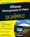 Book Cover iPhone Photography and Video For Dummies