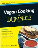 Book Cover Vegan Cooking For Dummies