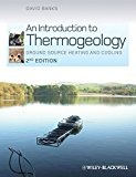 Book Cover An Introduction to Thermogeology: Ground Source Heating and Cooling